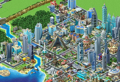 Megapolis Localization and Testing