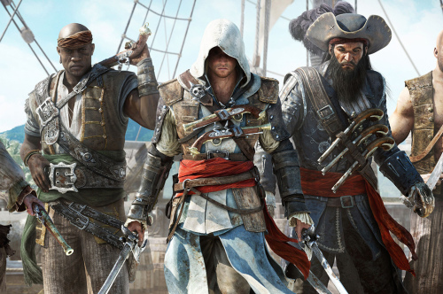 Assassin's Creed: Pirates Game Localization