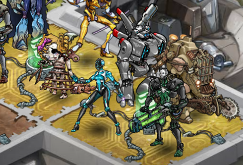 Mutants: Genetic Gladiators Localization