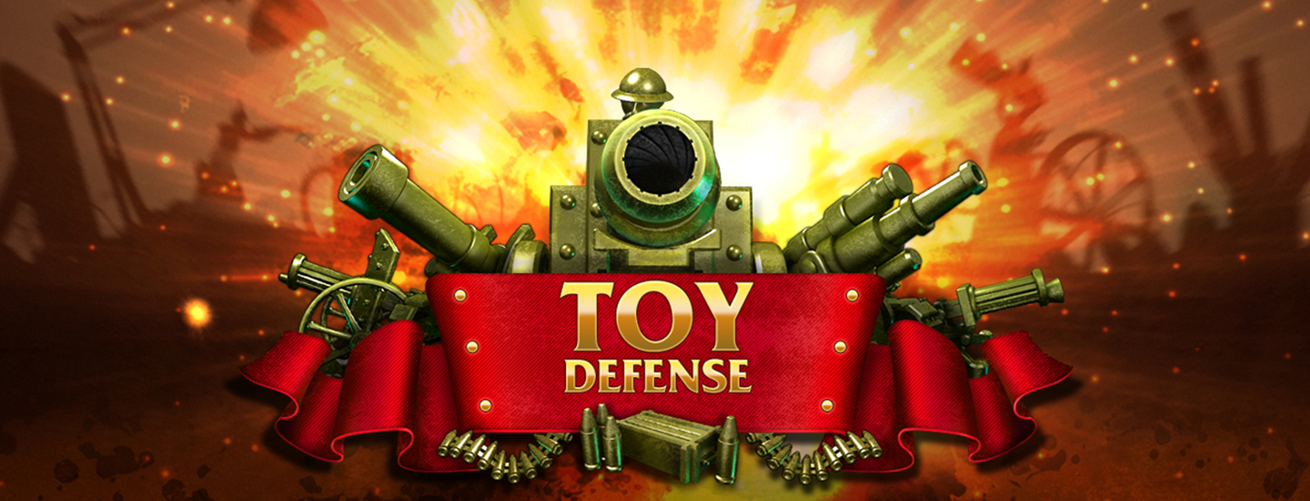 Game Localization: Toy Defense