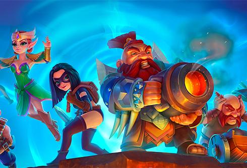 Game localization Lords of Magic: Fantasy War