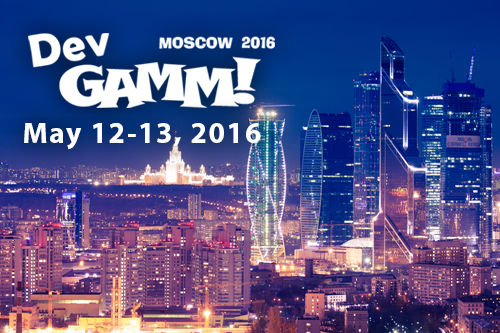 Talk by All Correct Games Senior Editor at DevGAMM in Moscow