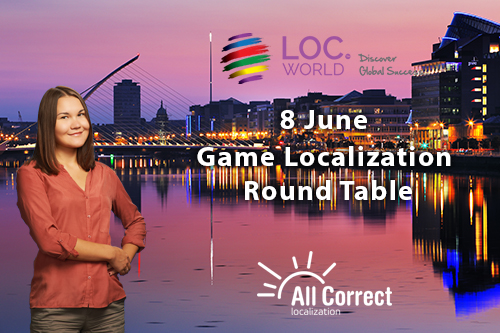 Talk on crowdsourced localization at LocWorld