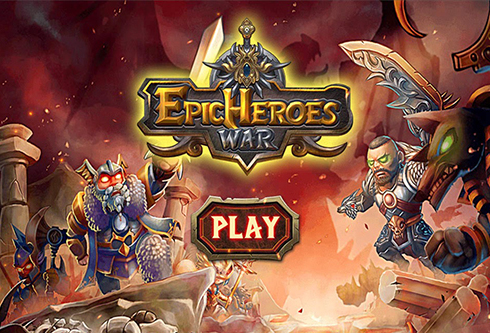 Game Localization: Epic Heroes War from Divmob