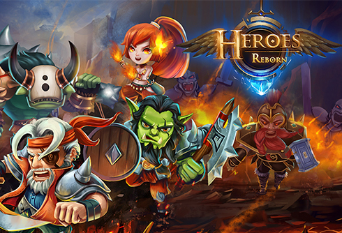 Game Localization: Heroes Reborn from Divmob