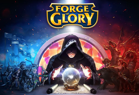 Game Localization – Forge of Glory, by the Kefir! company