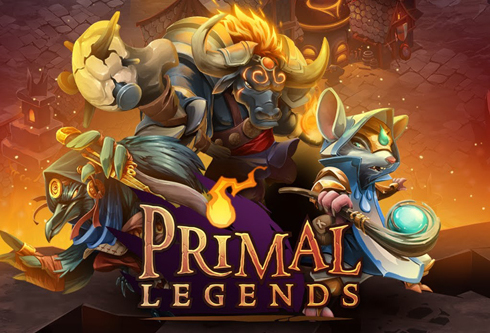 Game Localization: Primal Legends by Kobojo