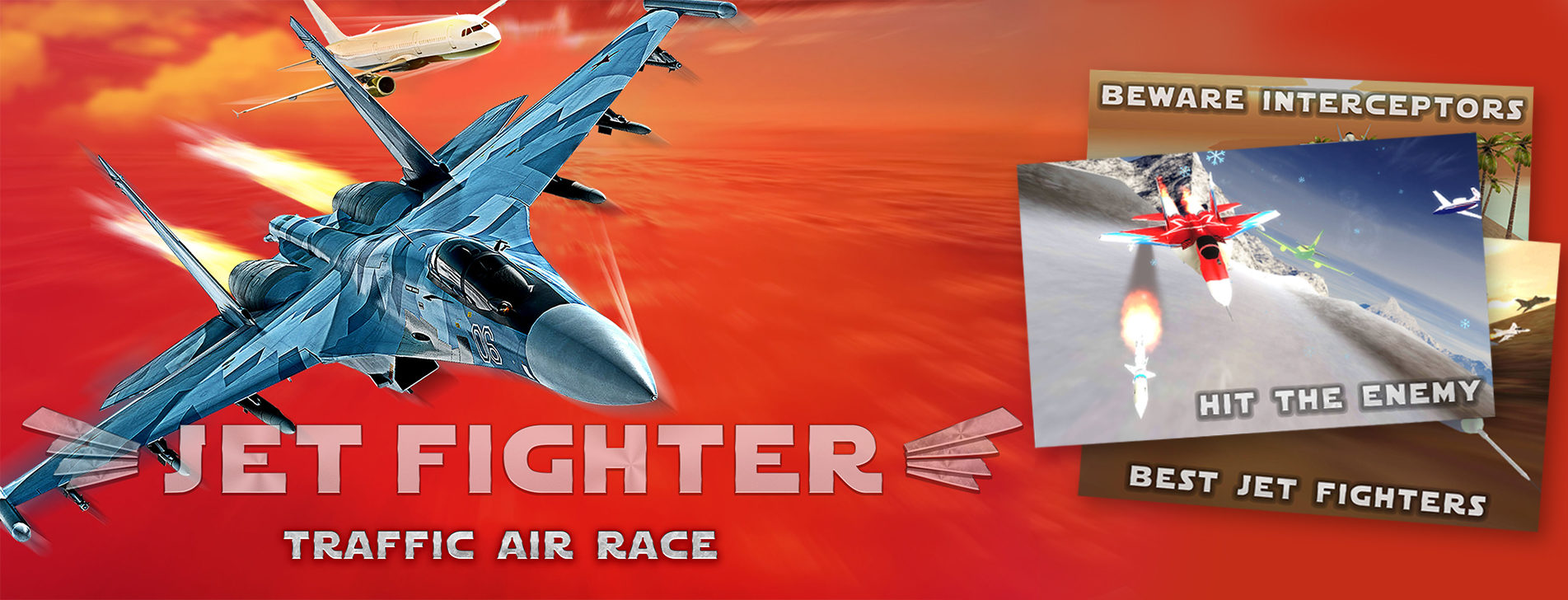 GAME LOCALIZATION: JET FIGHTER AIR RACE FROM ARPAPLUS