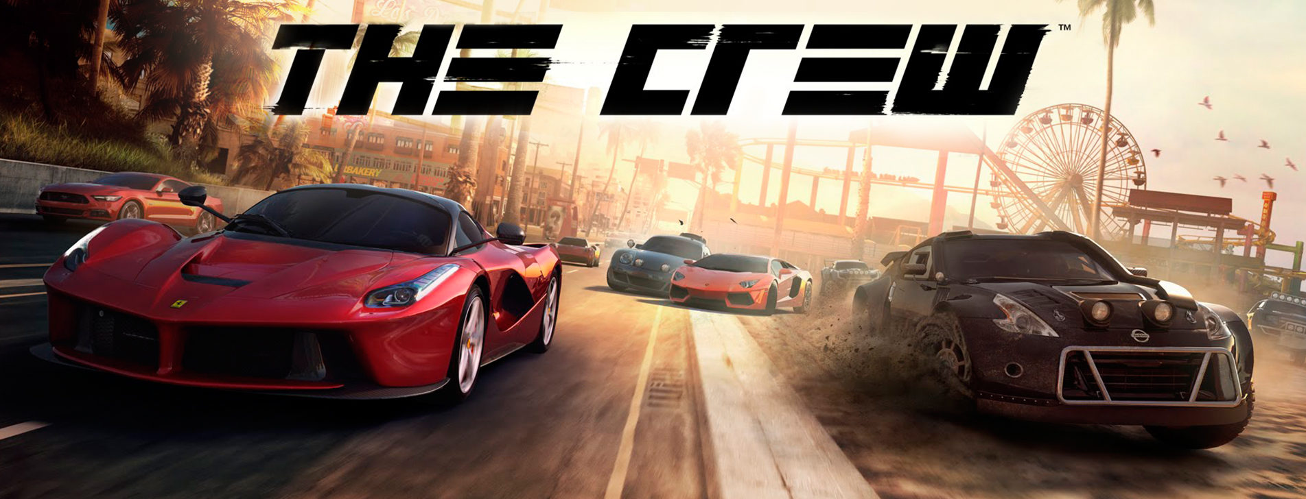 GAME LOCALIZATION: THE CREW