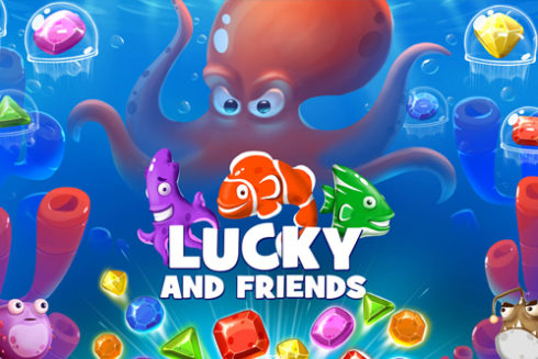 Game Localization: Lucky and Friends from Silly Penguin