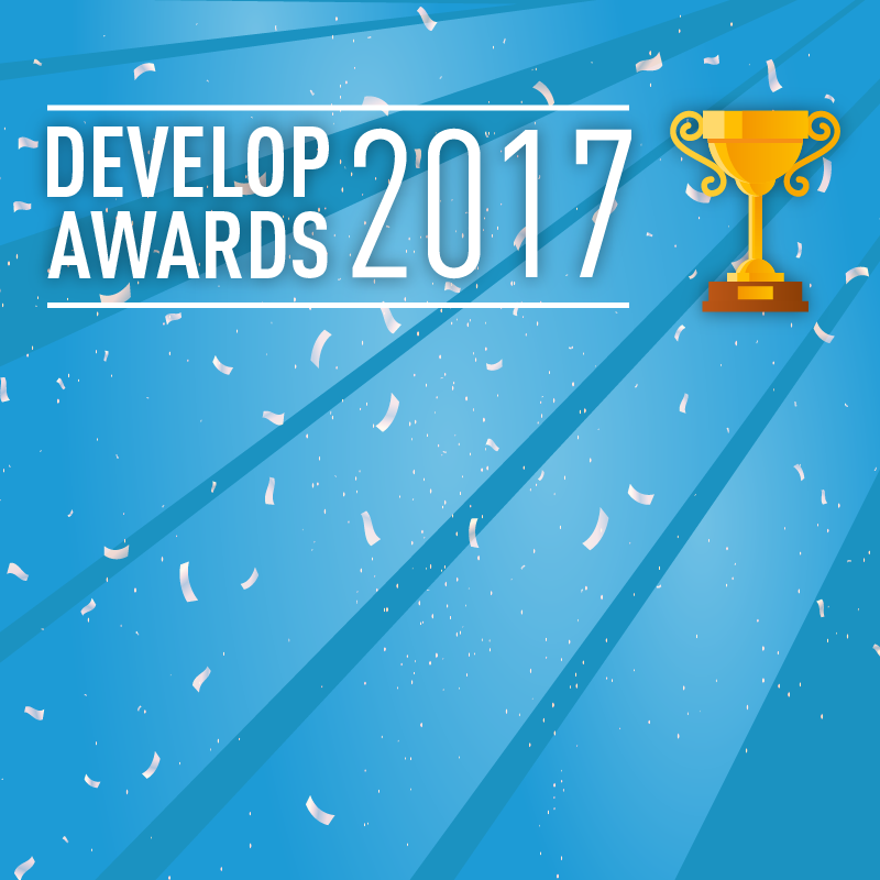 ALLCORRECT AMONG THE FINALISTS FOR THE DEVELOP AWARDS 2017