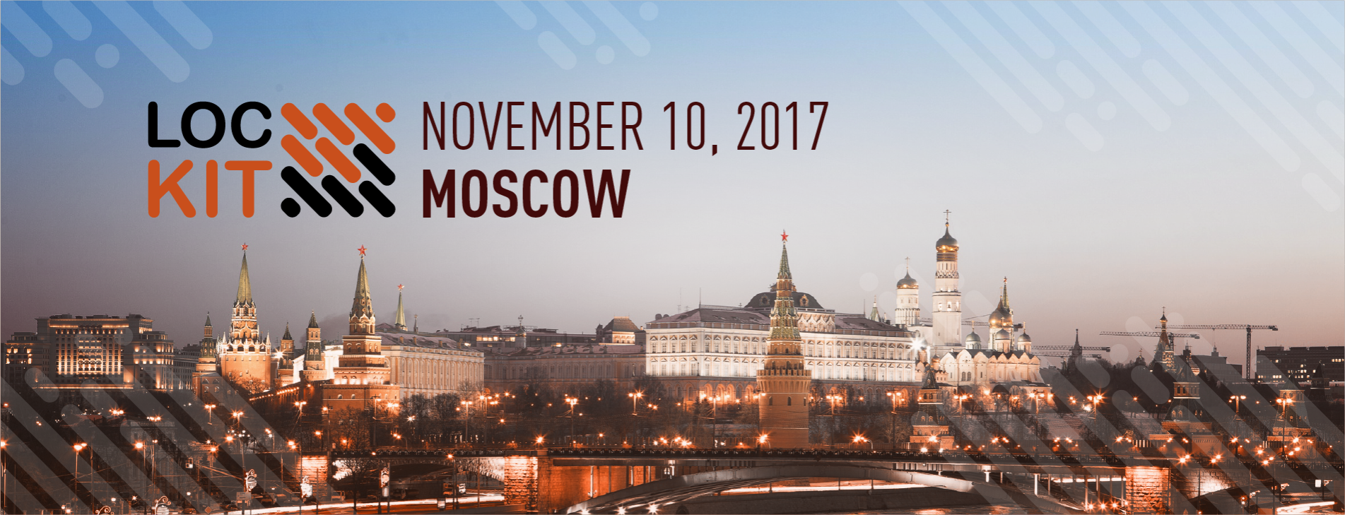 LocKit 2017, an International Conference Dedicated to Localization