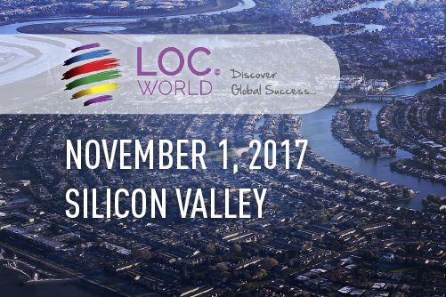 Allcorrect to take part in the LocWorld conference in Silicon Valley