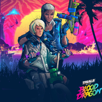 GAME LOCALIZATION TRIALS OF THE BLOOD DRAGON DEVELOPED BY UBISOFT