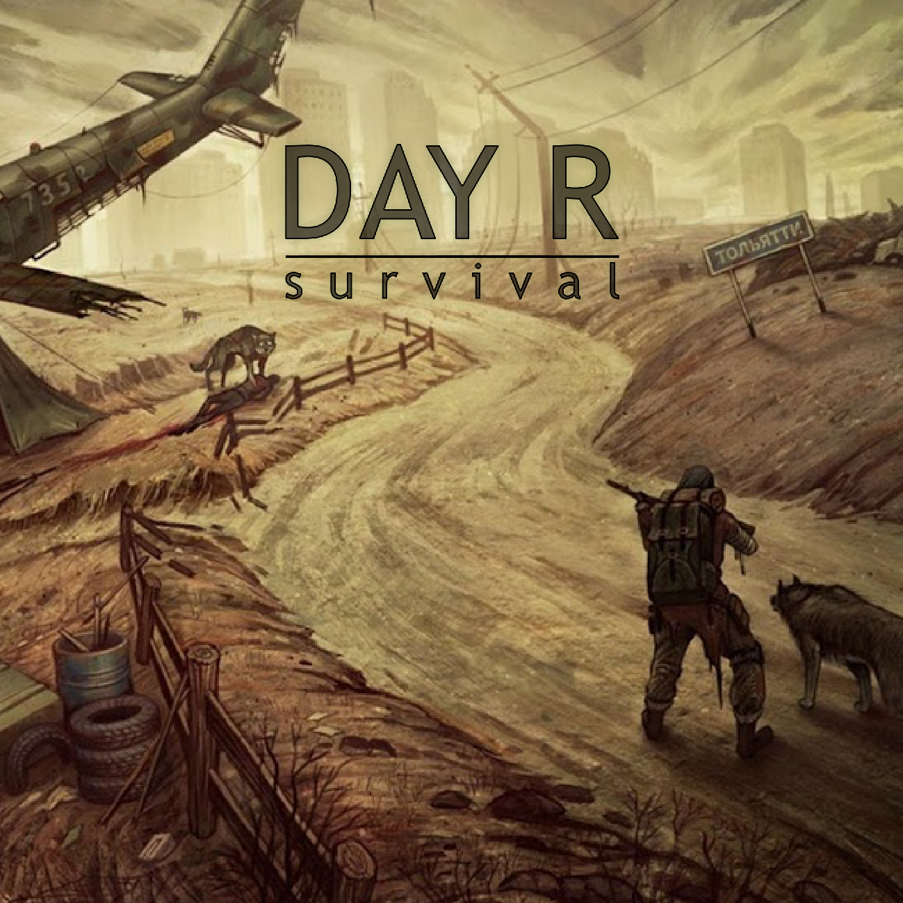 Game localization of Day R developed by tltGames