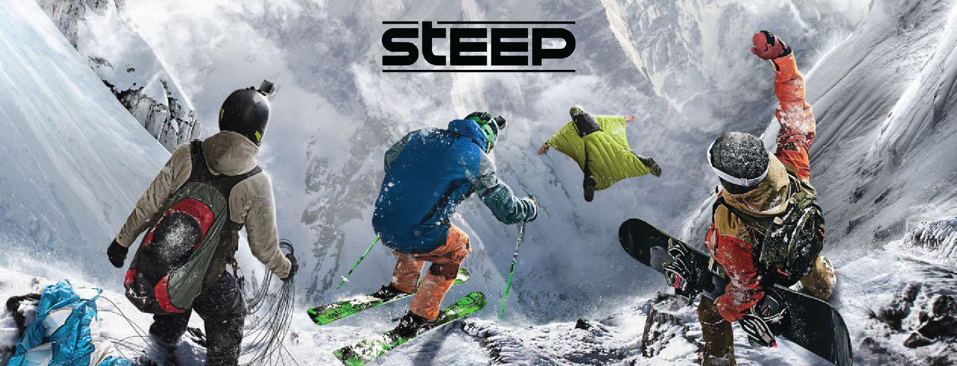 Game series localization: STEEP by Ubisoft