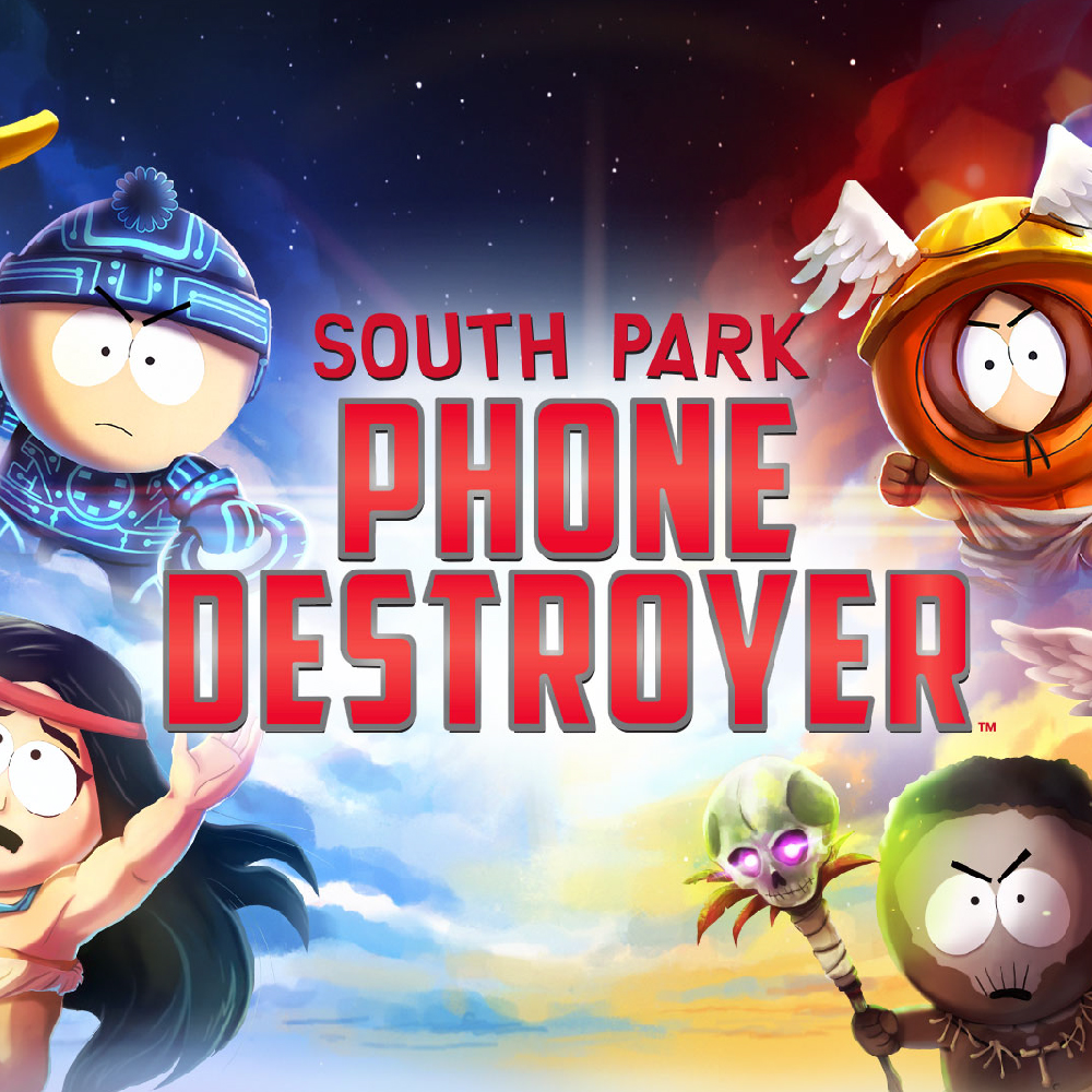 Game series localization: South Park: Phone Destroyer by Ubisoft