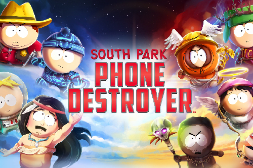 GAME LOCALIZATION: SOUTH PARK: PHONE DESTROYER BY UBISOFT