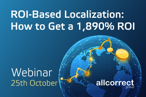 ROI-Based Localization: How to Get a 1,890% ROI