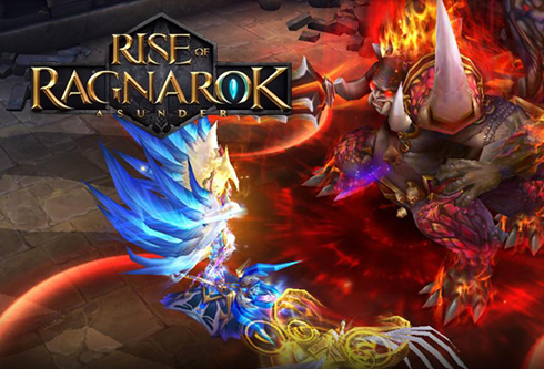 GAME LOCALIZATION:  RISE OF RAGNAROK – ASUNDER