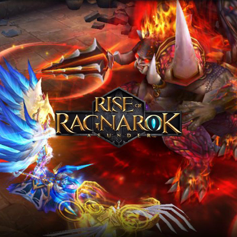 Game localization: Rise of Ragnarok by YOOZOO Games
