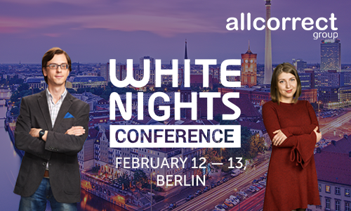 See you at White Nights Berlin