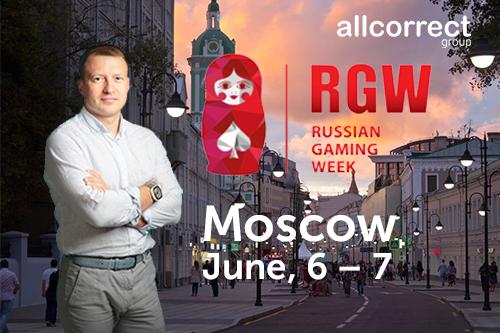 Join us at Russian Gaming Week