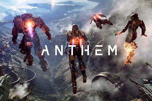 GAME LOCALIZATION: Anthem
