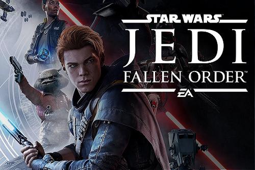 Star Wars Jedi: Fallen Order by Electronic Arts
