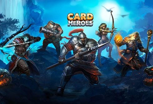 Card Heroes by Skytec