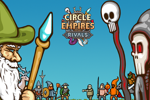 Circle Empires: Rivals by Luminous and Iceberg Interactive
