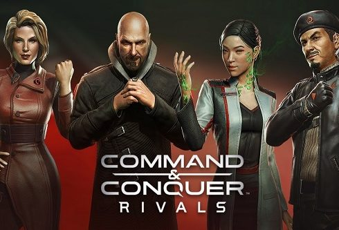 Command & Conquer: Rivals by Electronic Arts