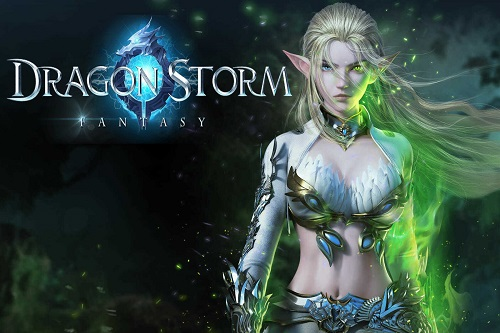 Dragon Storm Fantasy by Goat Games