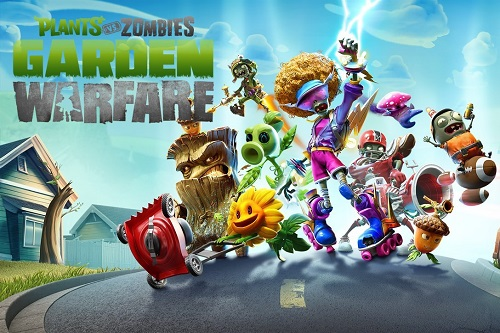 Garden Warfare: Plants VS Zombies by Electronic Arts