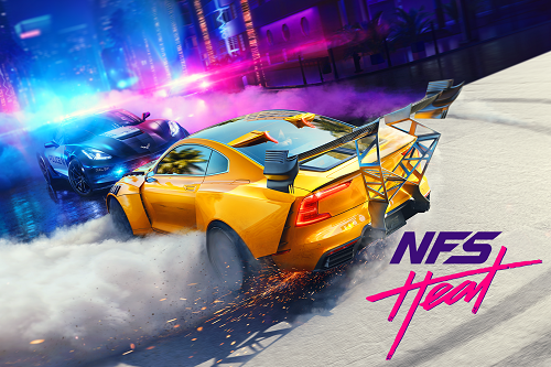 Need for Speed: Heat by Electronic Arts