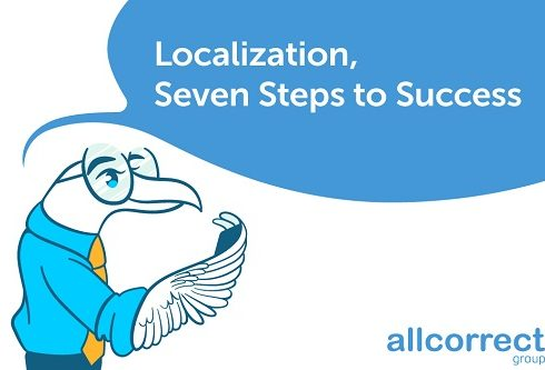 Localization, Seven Steps to Success