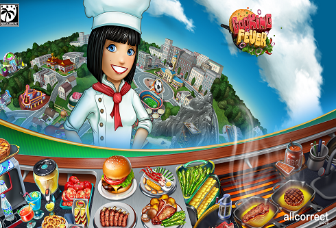 Cooking Fever by Nordcurrent Group