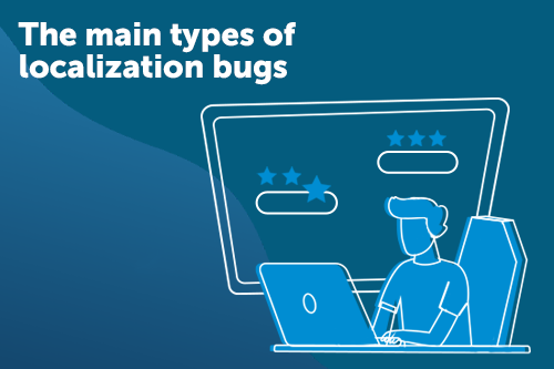The main types of localization bugs